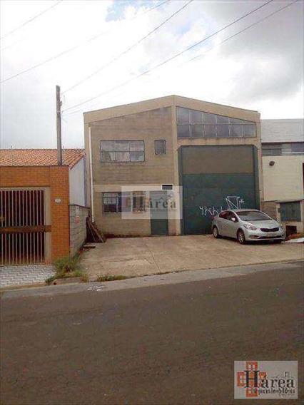 Galpão Comercial : Jd Leocádia - Sorocaba - A13485