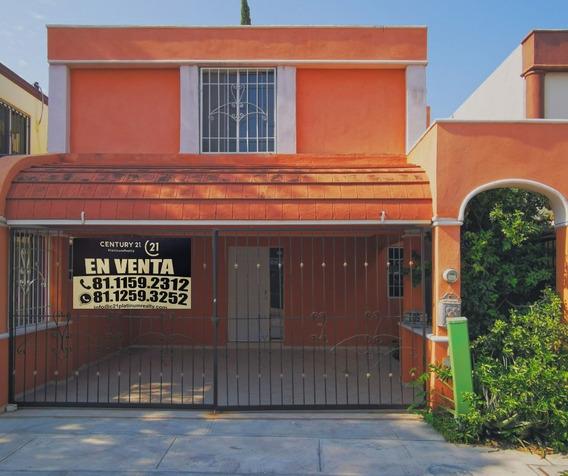 Venta De Casa En Cerradas De Anahuac, General Escobedo, Nl.