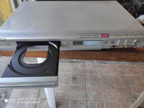 Gravador Philips 3355 Liga Mais Não Funciona