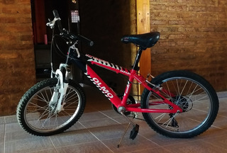Bicicleta Mtb Olmo Safari Rod 20 Alum 6vels Shimano Tourney