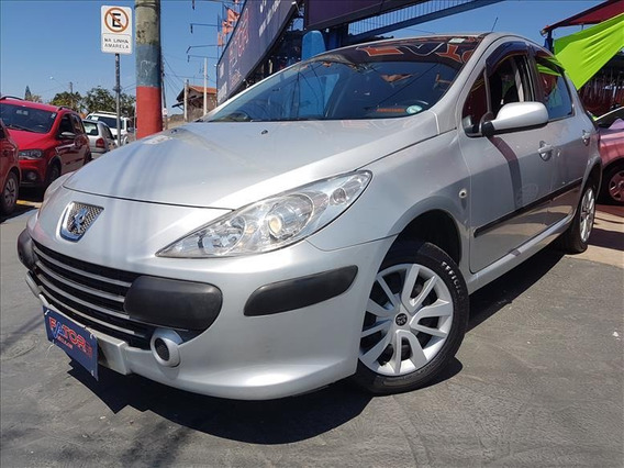 Peugeot 307 307 1.6 Presence 16v Flex 2008