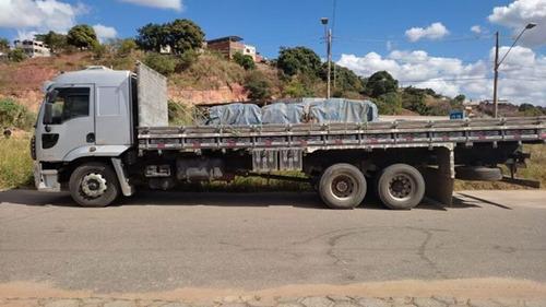 Imagem 1 de 15 de Ford Cargo 2429 6x2 Ano 2012/13 Carroceria, Motor Feito.