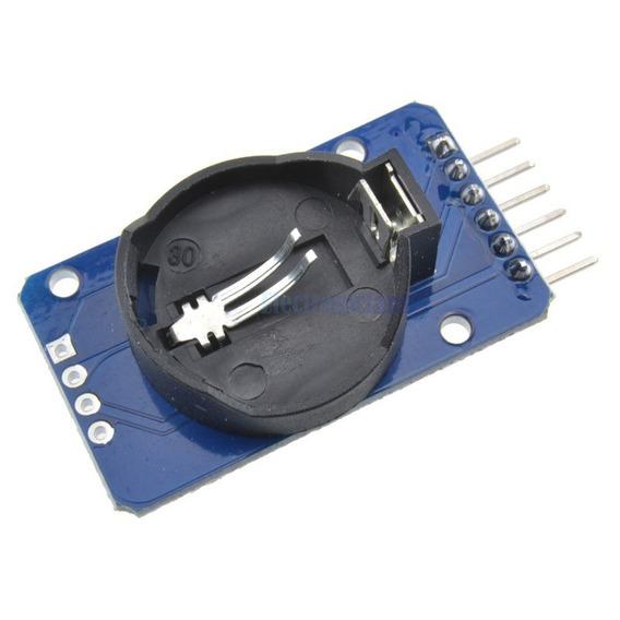 Módulo Rtc Ds3231 Relógio De Tempo Real Módulo Para Arduino