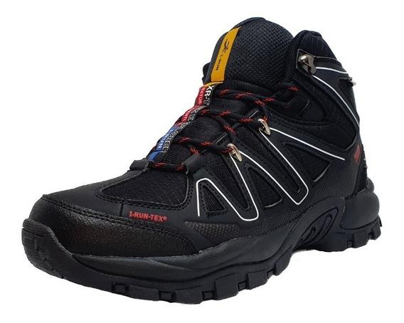 Zapatillas I-run Outdoor 40 Al 44 Envío Gratis