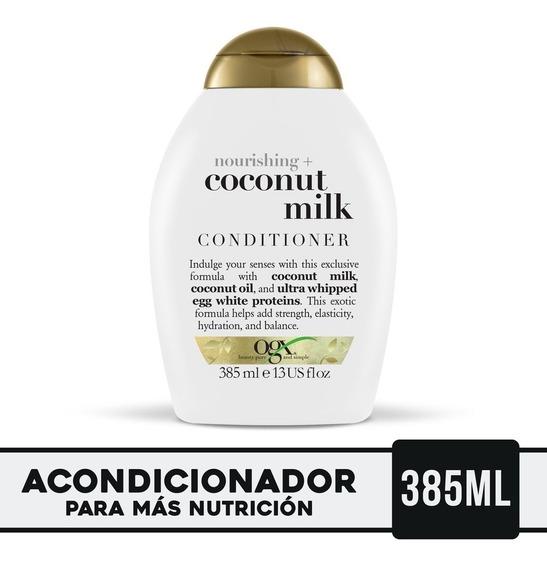 Ogx Coconut Milk Acondicionador 385 Ml