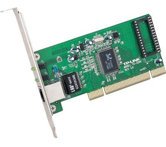Placa De Red Tp-link Tg-3269 Pci Gigabit
