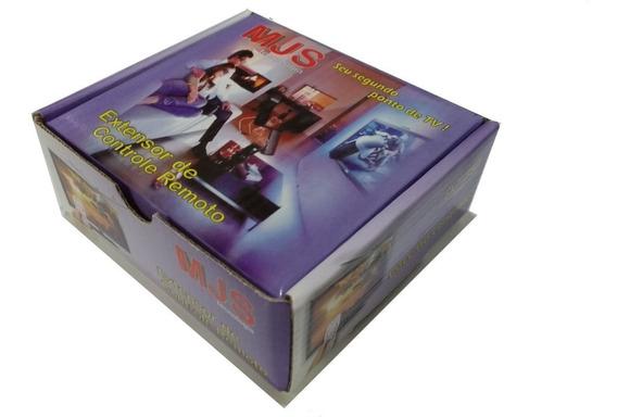 Extensor De Controle Remoto Ponto Escravo Rf Bi-volt Coaxial