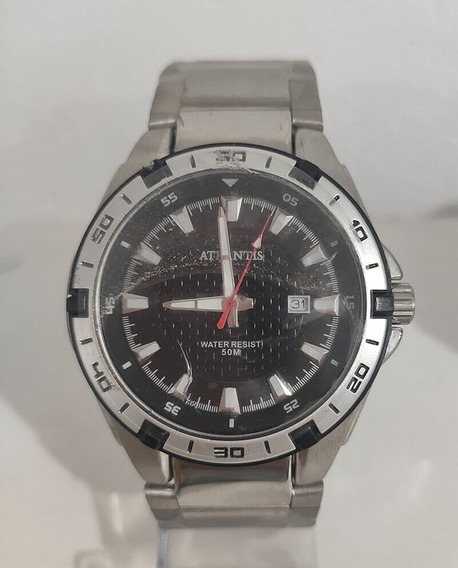 Relógio Atlantis 3163 Masculino