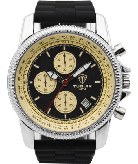 Relógio Tuguir Masculino Original Garantia Nota 6124