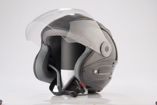 Casco De Motos Evolution Carbo Semi Integral Certificado Dot