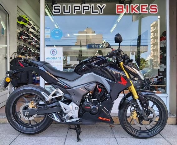 Honda Cb 190 2018 Supply Bikes