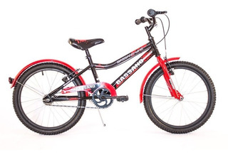 Bicicleta Varón Cross Rod 20 Full