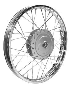 Roda Dianteira Completa Titan-150/fan-150