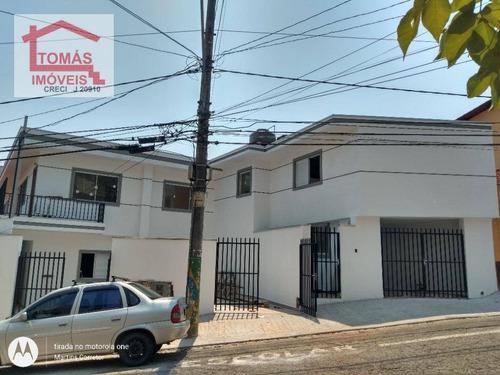 Casa Com 2 Dormitórios Para Alugar, 70 M² Por R$ 1.500,00/mês - Chácara Inglesa - São Paulo/sp - Ca0914