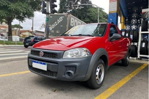 Fiat Strada 2015 1.4 Hard Working Flex 2p