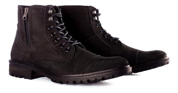 Zapatos Hombre Storkman Borcegos Urbanos Vestir Cuero Vacuno