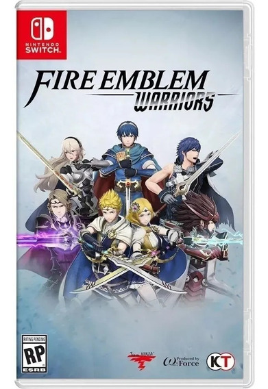 Jogo Fire Emblem Warriors Nintendo Switch Midia Fisca