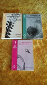 Fundamentos De Matemática Elementar 1 2 3