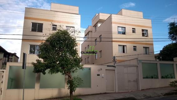 Cobertura Com 4 Quartos Para Comprar No Santa Mônica Em Belo Horizonte/mg - 2208