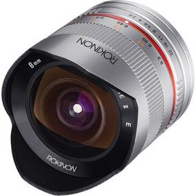 Rokinon 8mm F/2.8 Umc Fisheye Ii P/ Sony E-mount