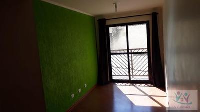 Apartamento Para Venda, Parque Santana, 3 Dormitórios, 1 Banheiro, 1 Vaga - Ap0181