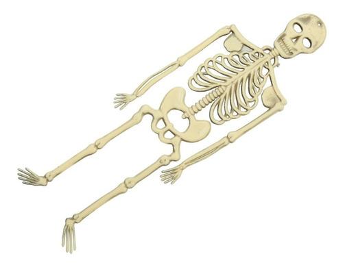 Imagen 1 de 1 de Decorativo Esqueletos Planos Halloween