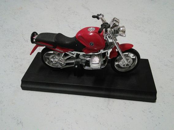 Moto Esc 1/18 Welly Mod Bmw R1100r.