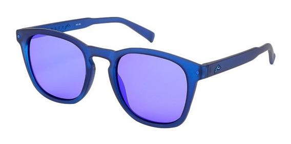 Rusty Privd Anteojos De Sol Gafas Polarizado Espejado Azul
