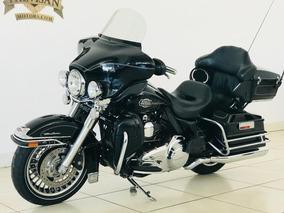 Harley Davidson Electra Glide Classic-aceitamos Troca