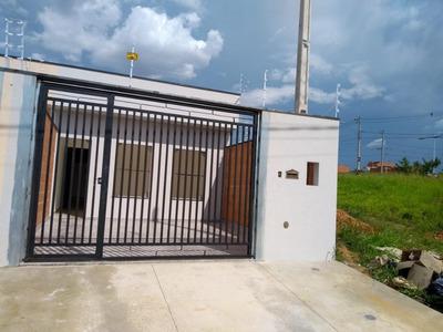 Casa Em Jardim Veneza, Indaiatuba/sp De 60m² 2 Quartos À Venda Por R$ 225.000,00 - Ca208898