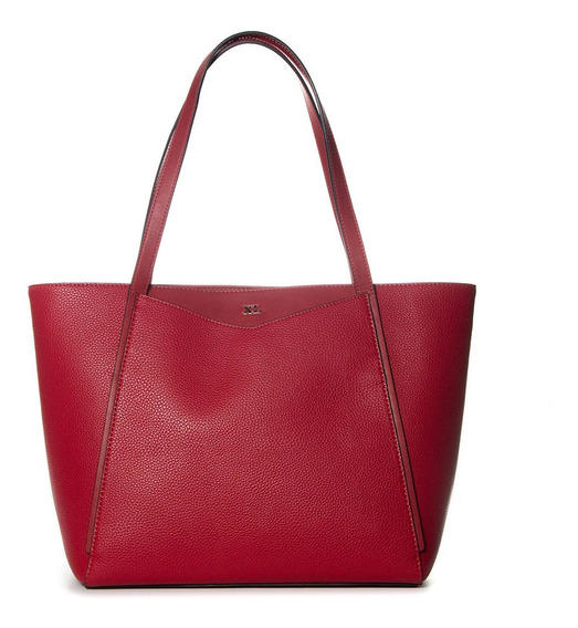 Shopper Mujer Xl Extra Large Eli Rojo