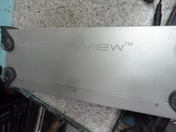 Kvm Switch Master View Plus Cs-9138 Usado Garantia