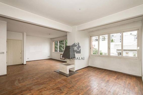 Apartamento 3 Dormitórios Com Garagem À Venda, Auxiliadora, Porto Alegre. - Ap1087