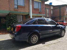 Chevrolet Optra Azul Oscuro Mt 1.400