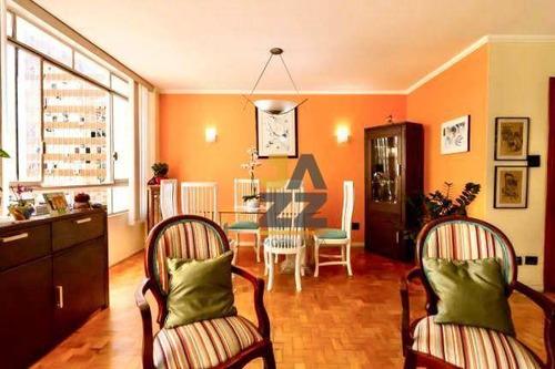 Imagem 1 de 27 de Apartamento Com 3 Dormitórios À Venda, 127 M² Por R$ 990.000,00 - Higienópolis - São Paulo/sp - Ap7535
