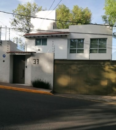 Casa En Venta Colonia San Nicolas Totolapan , Magdalena