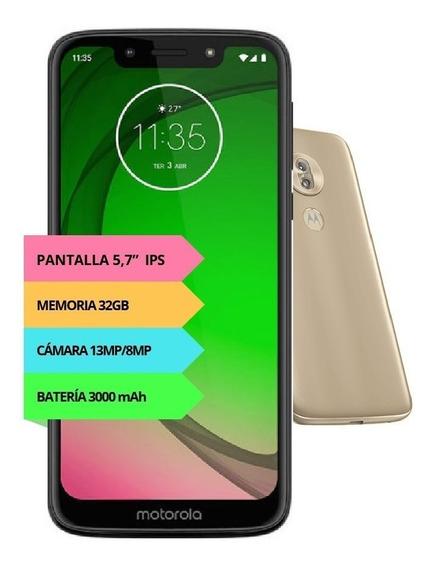 Celular Motorola Moto G7 Play Xt-1952 32gb 2019 4g Lte 12c