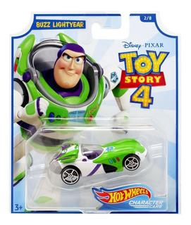 Hot Wheels Toy Story 4 Buzz Lightyear Mattel Disney Pixar