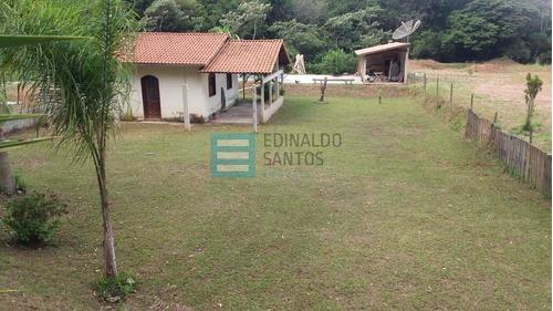Edinaldo Santos - Refugio Do Sol, Granja Com Casa De 2/4 E Piscina Ref 891 - 891