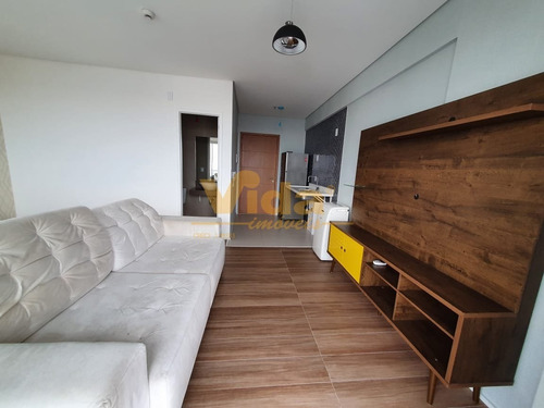 Imagem 1 de 15 de Loft Mobiliado Para Alugar Em Centro  -  Osasco - 45130