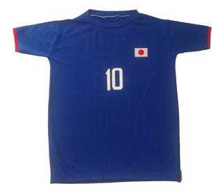 Camiseta Selección Japón - Capitan Tsubasa 2019 - Adulto.