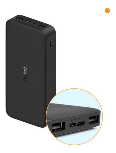 Xiaomi-cargador-portátil-redmi-power-bank-20000mah