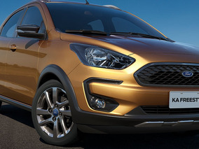 Ford New Ka 1.5 Freestyle 5p Grandes Clientes 10 Linea 2019