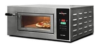 Forno De Lastro Skymsen Digital Para Pizza 220v-m 3300w