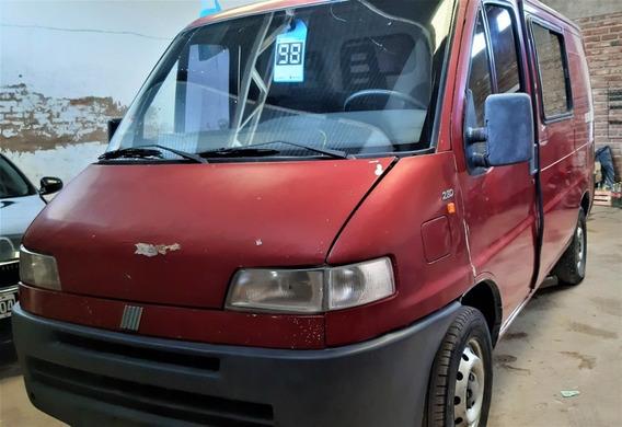 Fiat Ducato 2.8 D Caja Corta