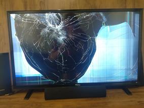 Smart Tv Led 32 Hd Philco Ph32e31dsgw (tela Quebrada)