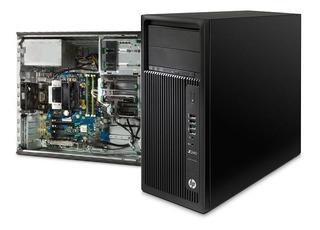 Hp Workstation Z240 Estación De Trabajo Intel Core I7