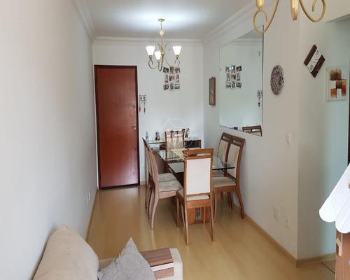 Amplo Apartamento Com 93m², 3 Dormitórios, 1 Suíte    Bairro Parque Da Represa - Ap03498 - 69216114