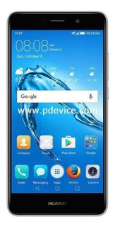Smartphone Huawei Ascend Xt2 Y7 16gb Plata Desbloqueado