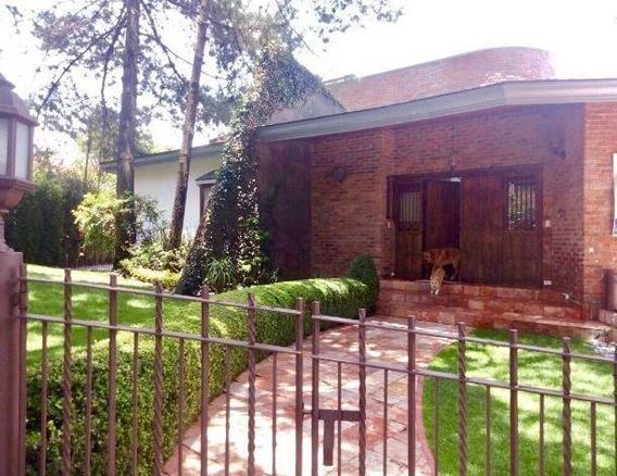 Residencia En El Club De Golf Valle Escondido Zona Esmeralda